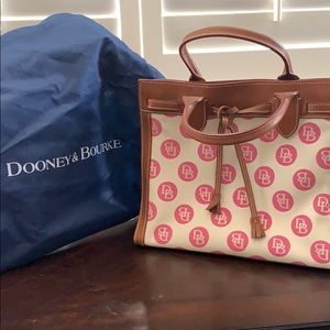 Dooney & Bourke Tassel Handbag